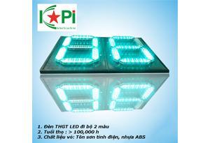 ĐÈN THGT LED ĐẾM LÙI 3 MÀU 1XD400