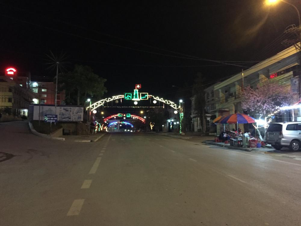 Trang trí Mỹ Thuật Đô thị Đồng Văn - Hà Giang