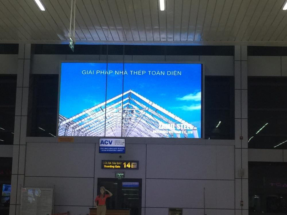 Màn hình sân bay