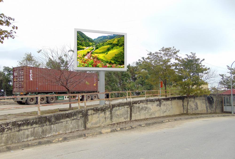 Cụm thông tin đối ngoại tỉnh Điện Biên
