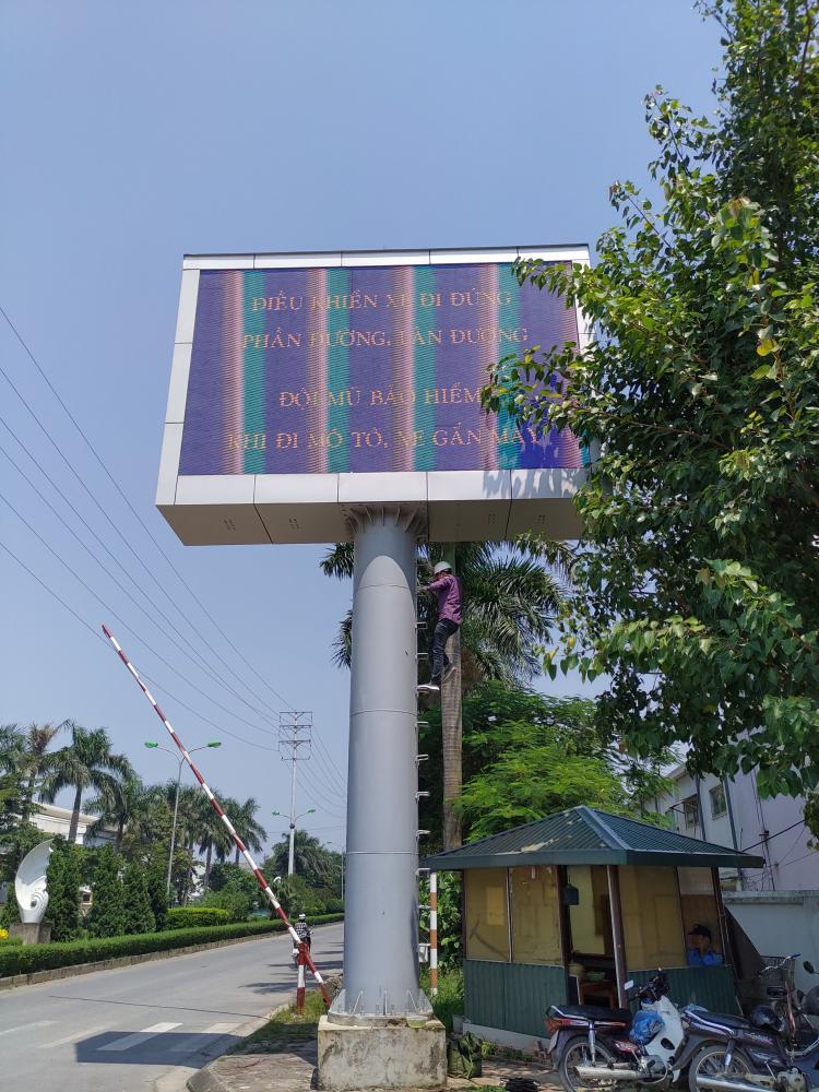 Bảng thông tin các khu công nghiệp, BQL khu công nghiệp Hà Nội